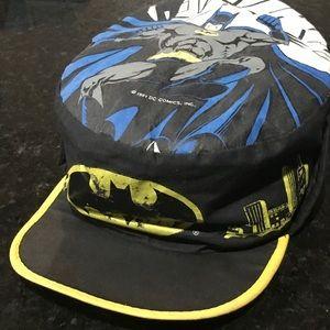 Retro 1991 Batman winter hat